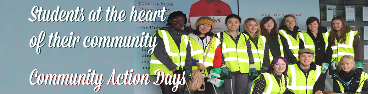 Volunteering - Community Action Days